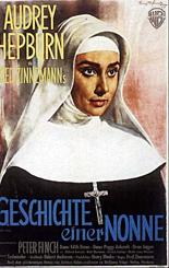 История монахини (The Nun's Story), Одри Хепберн