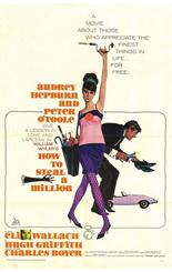 Как украсть миллион (How to Steal a Million), Одри Хепберн